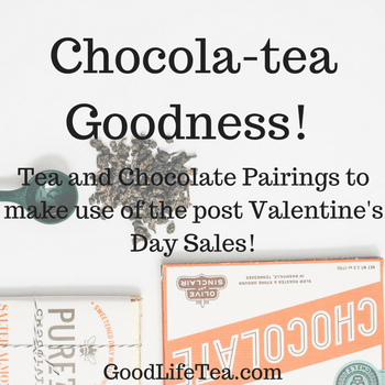 Chocolate Pairings for Your Favorite Teas
