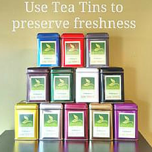 4 Reasons Why You Should Use Tea Tins