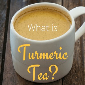 What is Turmeric Tea?