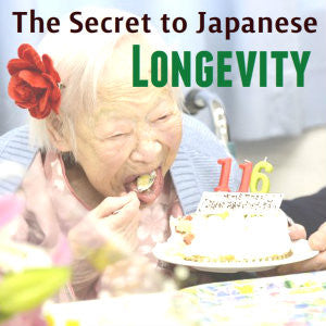 Tea and Longevity In Japan