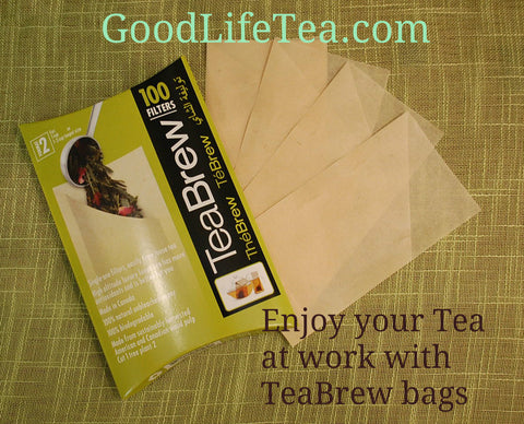 BrewBags - Make your own teabags with your tea
