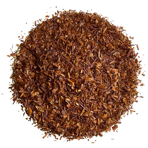 caramel rooibos red tea loose tea caffeine-free natural anti-inflamatory