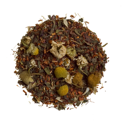 gentle slumber blended herbal tea loose tea