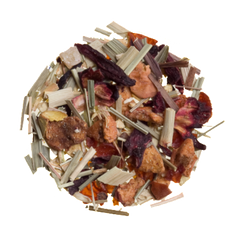 gingers island loose tea herbal tea blended tea