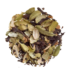 heaven sent chai loose black tea autumn tea fall tea