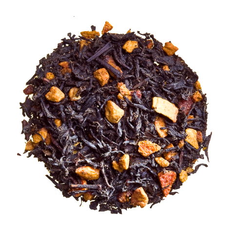 Hot Cinnamon Spice loose leaf flavored black tea