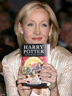 JK Rowling Good Life Tea
