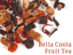 Bella Coola Fruit Tea for JK Rowling