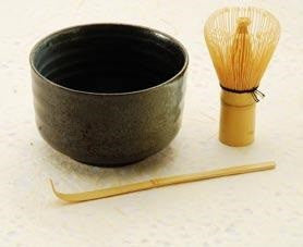matcha traditional bowl whisk and spoon set
