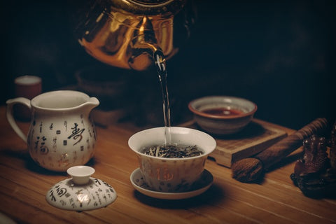 mindfulness tea