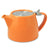 18 Ounce Ceramic Teapot with Loose Tea Infuser