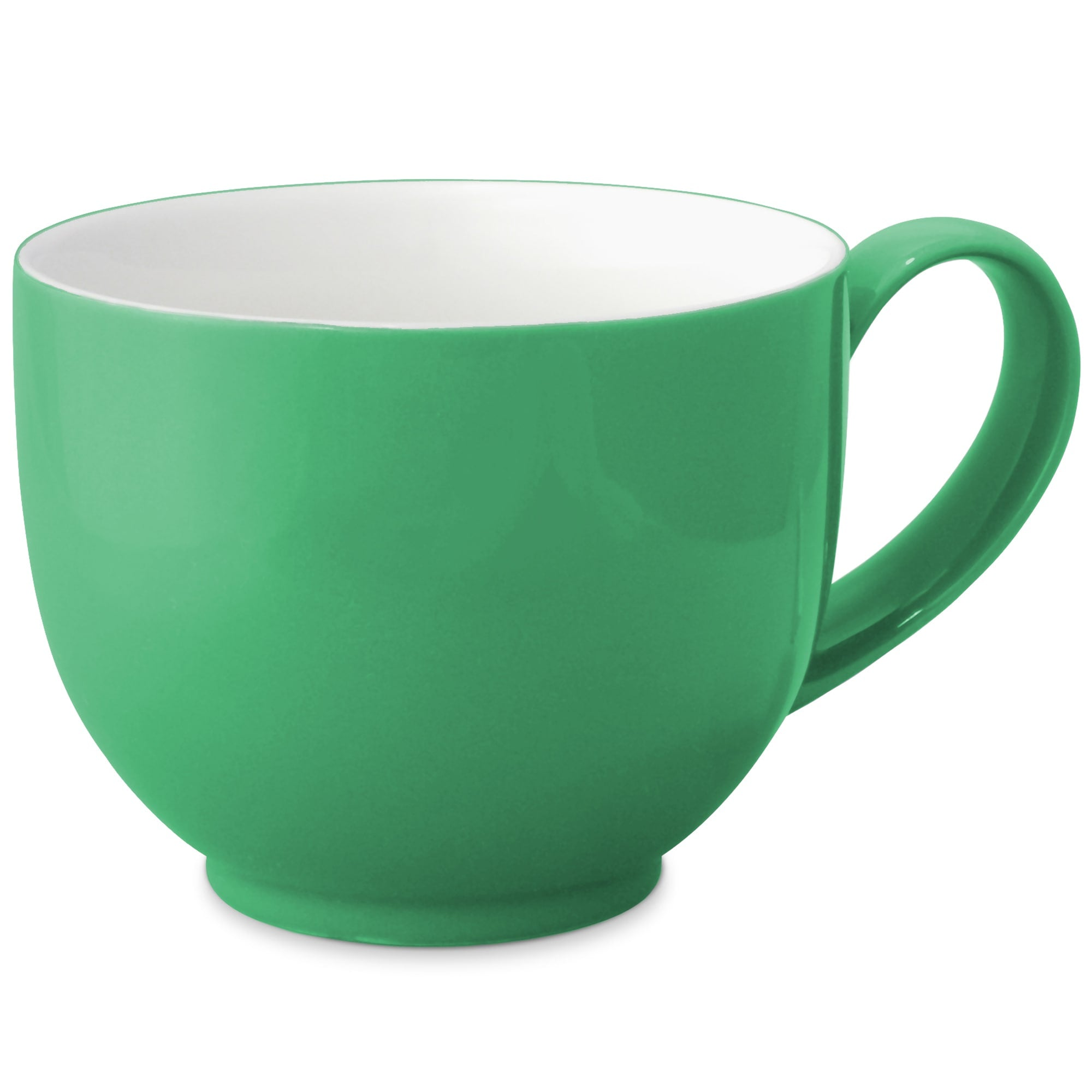 ForLife Design Q Tea Cup with Handle  10 Ounce - On Sale - Good Life Tea