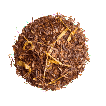 Belgian Chocolate Loose Rooibos Herbal Tea (Tisane) sold by the ounce