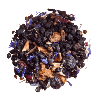 Bingo Blueberry - Loose Fruit Tea Tisane