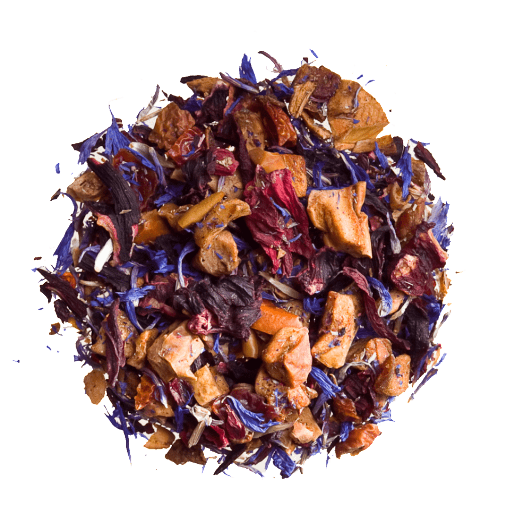 Blue Eyes - Loose Fruit Tea - Good Life Tea