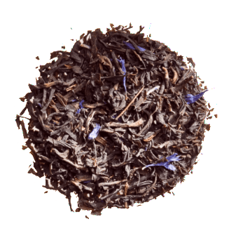 Blue Sapphire Loose Black Tea - Good Life Tea