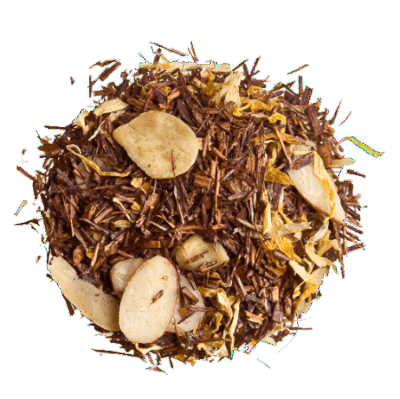 Bourbon Street Vanilla - Loose Rooibos Herbal Tea (Red Tea)