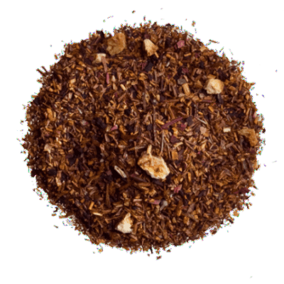 Caffeine Free  Hot Cinnamon Spice - Loose Rooibos Tea - Good Life Tea