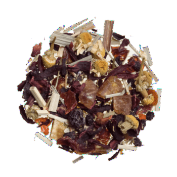 C of Tranquility  - Loose Fruit Tea Tisane