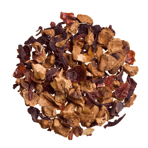 Apples and Cranberry - Organic loose Fruit Tea Tisane