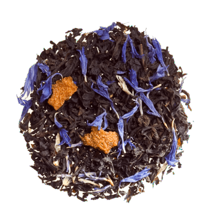 Cream of Earl Grey - Bergamot Flavored Loose Black Tea