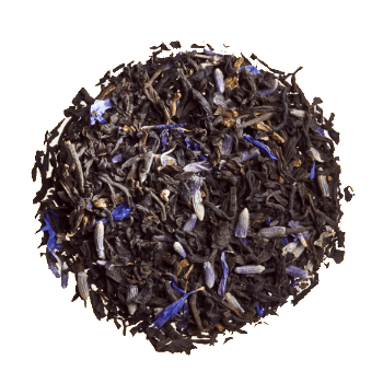 Decaf Earl Grey with Lavender - Loose black tea