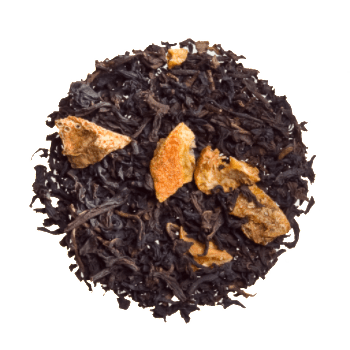 Decaf Orange Loose Leaf BlackTea