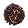 Decaf Peach loose leaf black tea