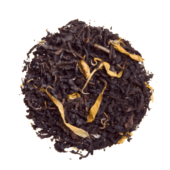 Decaf Peach | Loose Leaf Black Tea | Good Life Tea