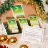 Dessert Without Guilt Holiday loose Tea Gift box Set.