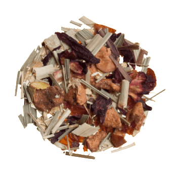 Ginger's Island - Loose Fruit Tea Tisane