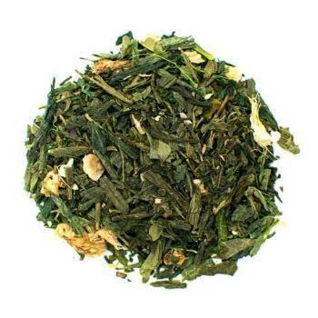 Ginger n Green - Loose Leaf Green Tea