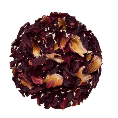 Hibiscus - Loose Organic Herbal Tea - Good Life Tea