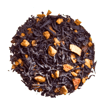 Hot Cinnamon Spice - Flavored loose Black Tea