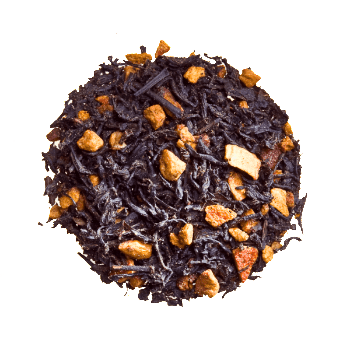 Decaf Hot Cinnamon Spice  Loose black tea