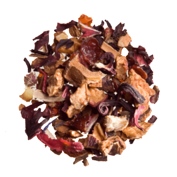 Ipanema Clementine Spice - Loose Fruit Tea Tisane
