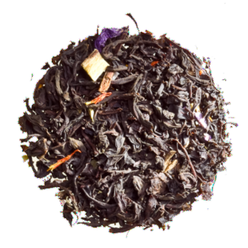Licorice - Flavored Loose Black Tea.
