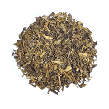Decaf and Organic Green Loose Tea