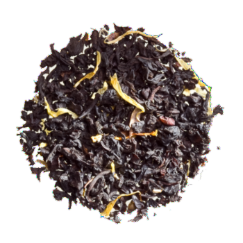 Pomegranate Lemon - Organic Loose Leaf Black Tea - Good Life Tea