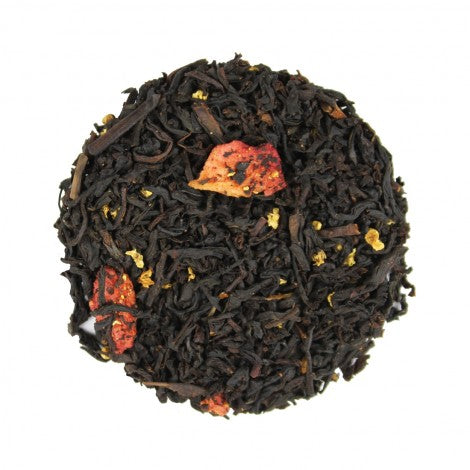 Strawberry Sunshine - Decaf Loose Black Tea