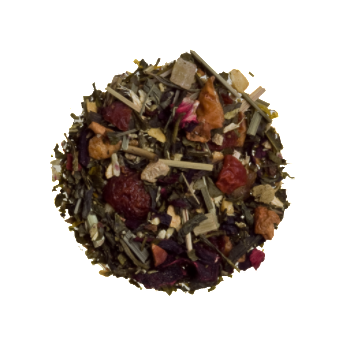 Summer Passion - Green and Fruit Loose Tea - Good Life Tea