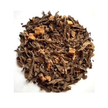 Chocolate Truffle Oolong - Loose Organic Tea