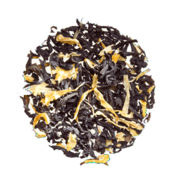 Vanilla - Flavored loose black tea