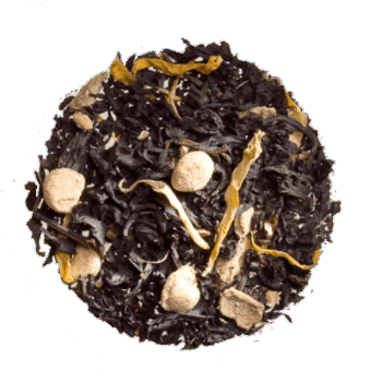 Vanilla Chai - Flavored loose black tea