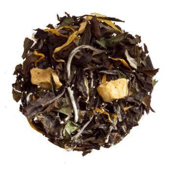 White Peach Tea - loose white tea