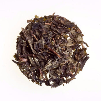Organic Wuyi Rock Oolong - loose leaf tea