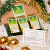 Zen Decaf loose tea holiday gift set - 3 loose leaf teas.