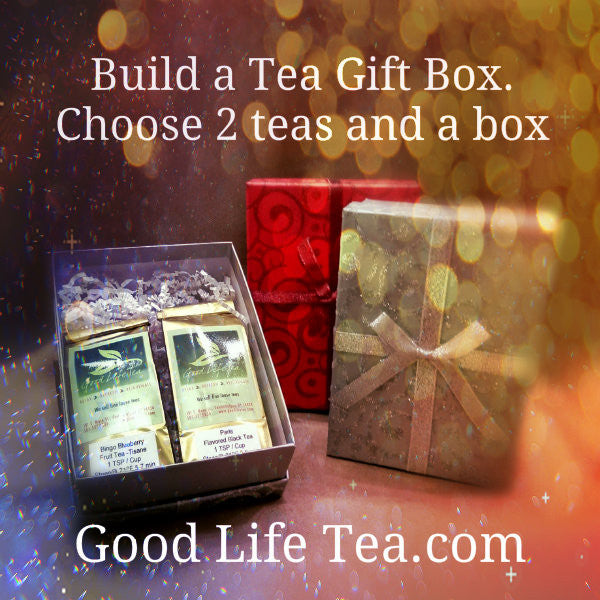 Build Your Own Gift Box with 4 Ounces of Tea