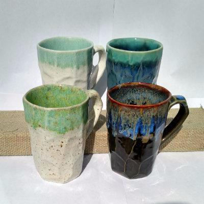 Charmed - Stoneware Tea Mugs - Assorted Colors - Good Life Tea