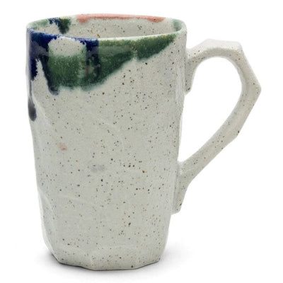 Charmed - Stoneware Tea Mugs - Assorted Colors